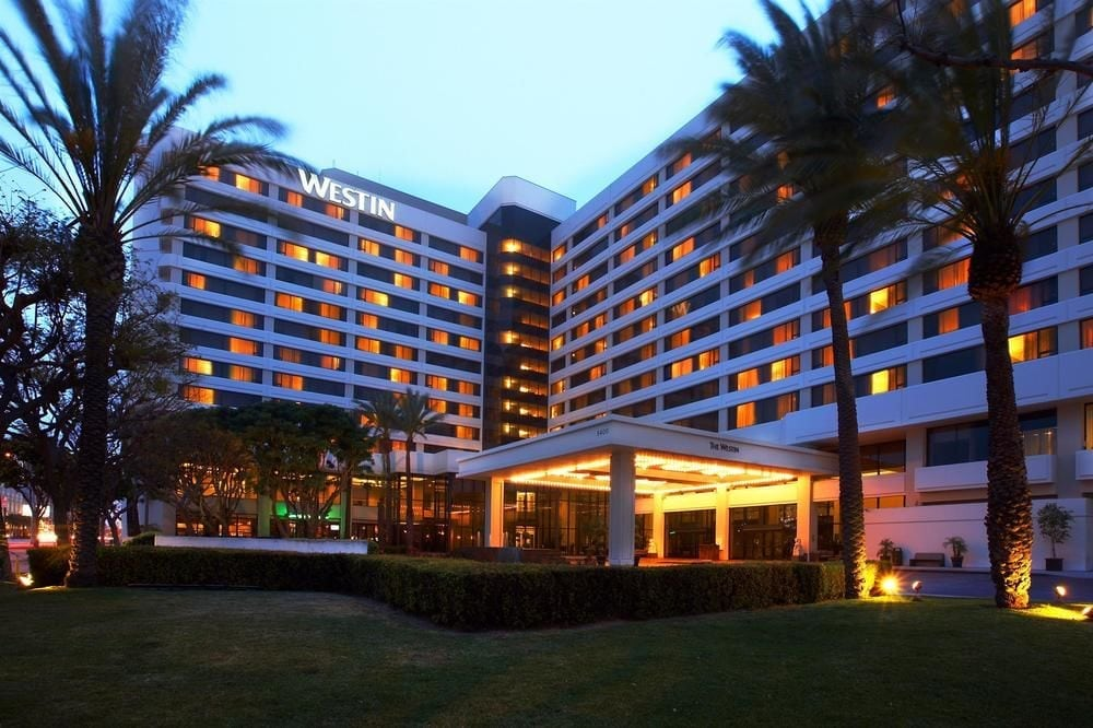 Westin - Los Angeles Airport