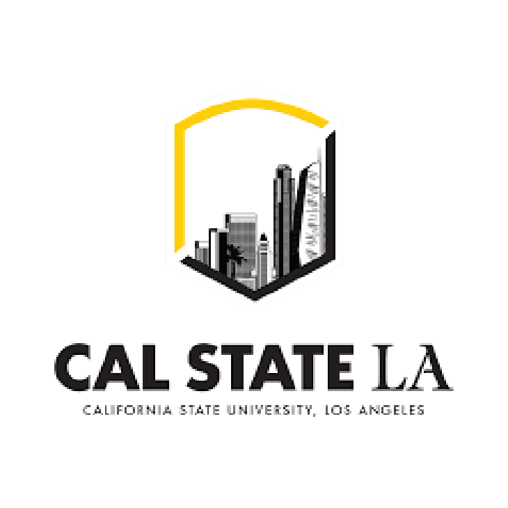 Image: California State University - Los Angeles logo