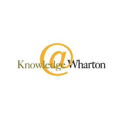 Knowledge At Warton - Podcast Logo
