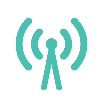 Image: Radio Podcasts Icon